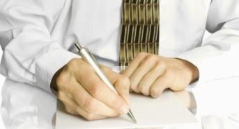 как написать иск