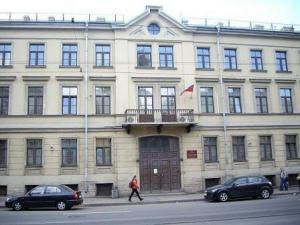 Василеостровский районный суд