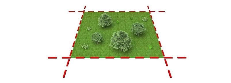 Исковое заявление об определении границ земельного участка