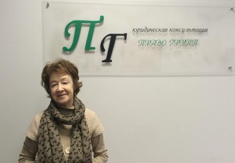 Евгения Федоровна
