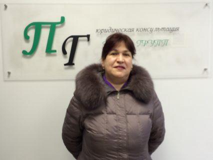 Ольга Владимировна — возмещение ущерба
