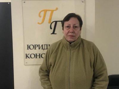 Юлия Викторовна — жилищные споры