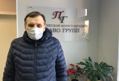 Виктор Николаевич — жилищный споры
