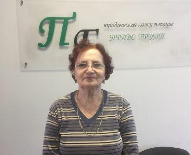Лариса Карповна — земельные споры
